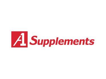 A1 Supplements logo
