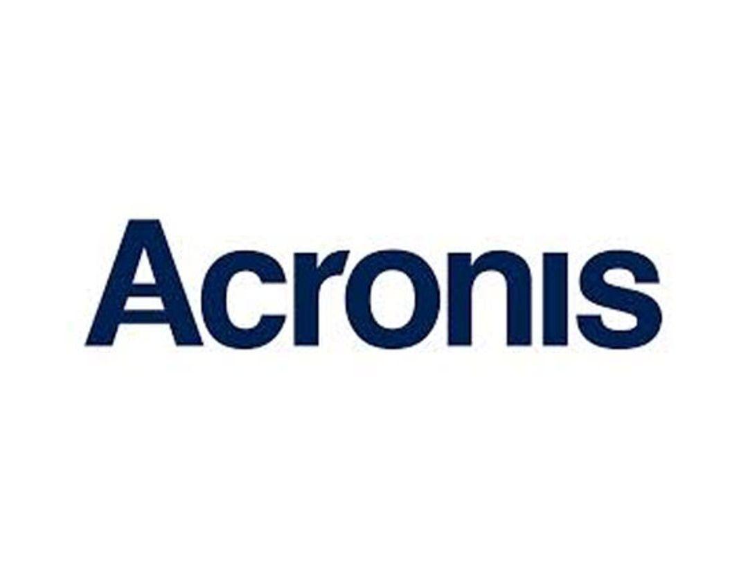 Acronis Discount