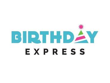 Birthday Express logo