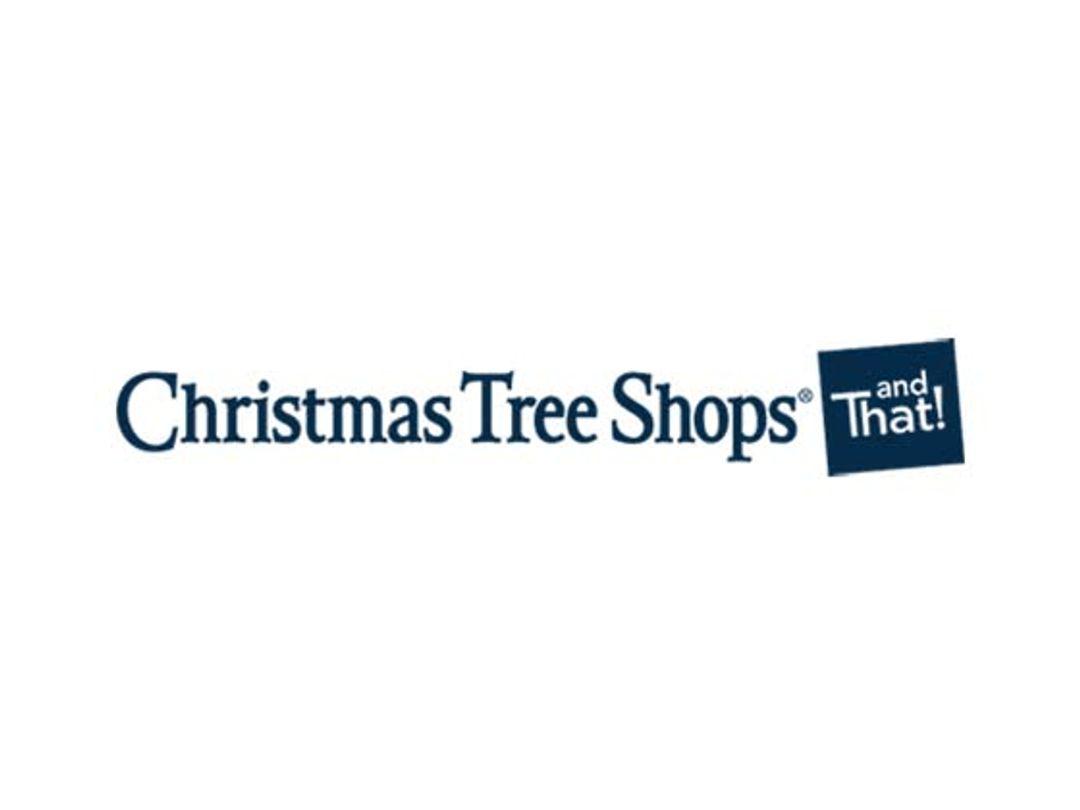 Christmas Tree Shop Discount