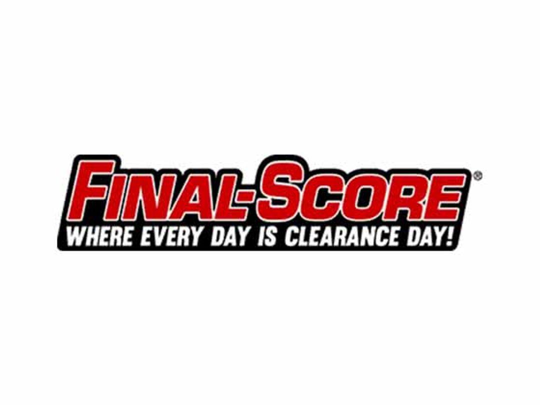 Final Score Discount