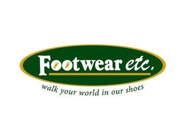 Footwear etc. Discount