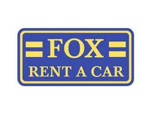 Fox Rent A Car Coupon