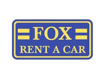 Fox Rent A Car logo