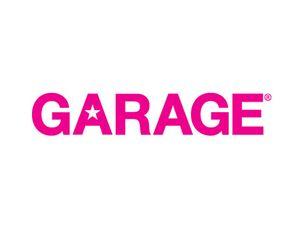 Garage Clothing Coupon