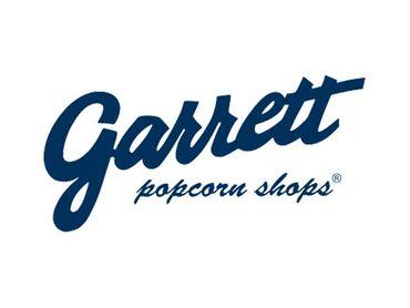 Garrett Popcorn logo