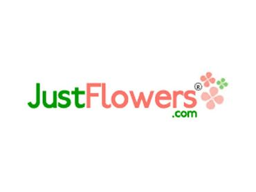 Just Flowers logo