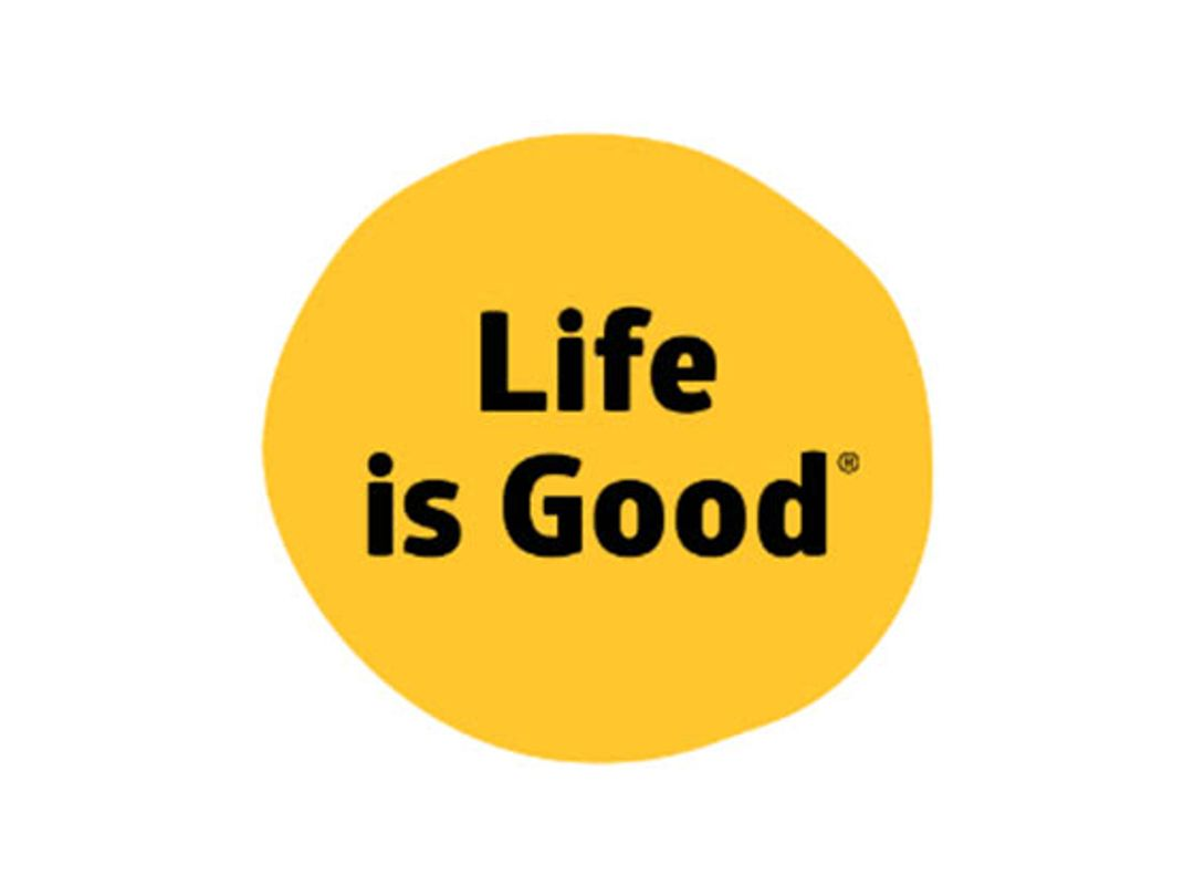 Life Is Good Discount