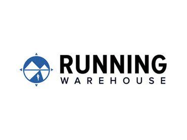 Running Warehouse logo