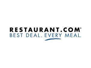 Restaurant.com Coupon Codes