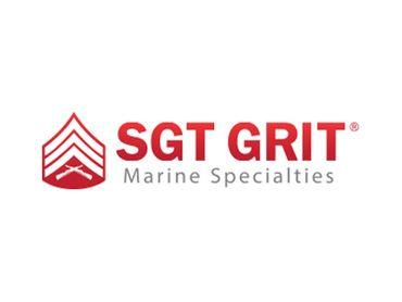 Sgt Grit Marine Specialties logo
