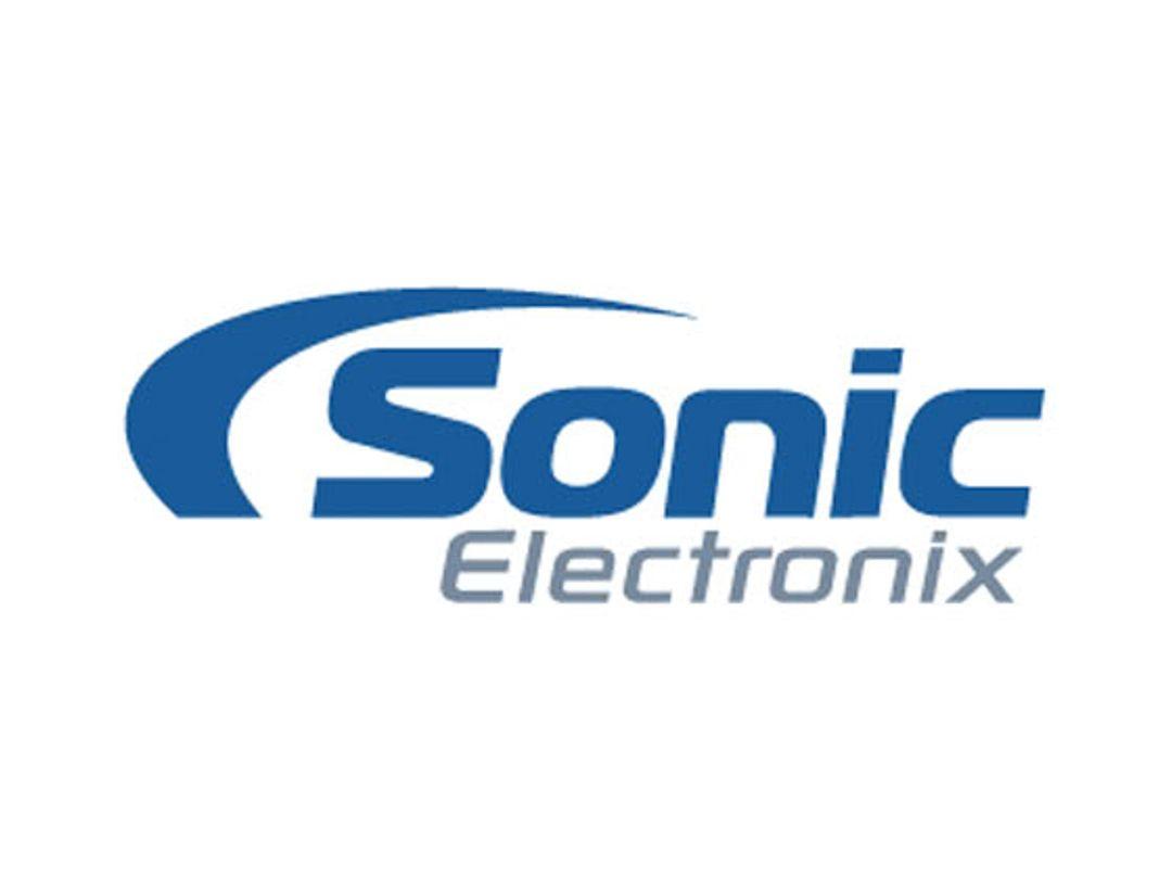 Sonic Electronix Discount