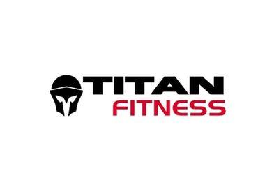 Titan Fitness logo