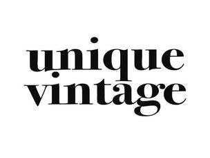Unique Vintage Coupon