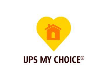 UPS My Choice logo