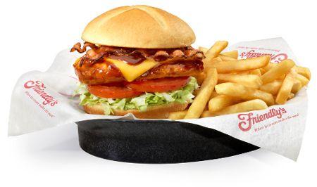 Friendly's Burger