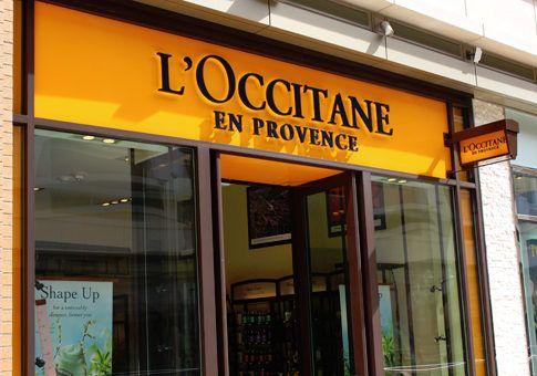 L'Occitane Storefront