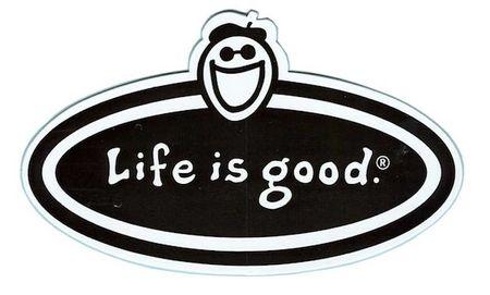 Life Is Good Logo