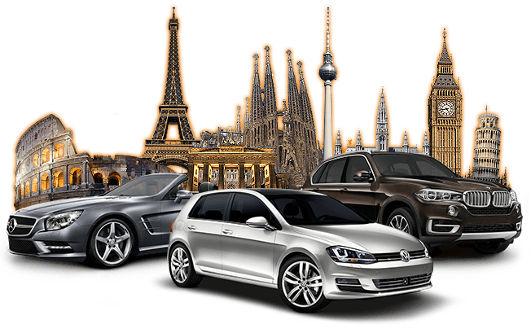 Sixt Auto Rentals Cars