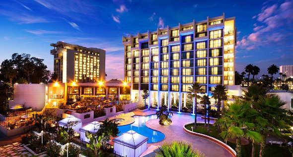 Marriott Hotel in Newport Beach