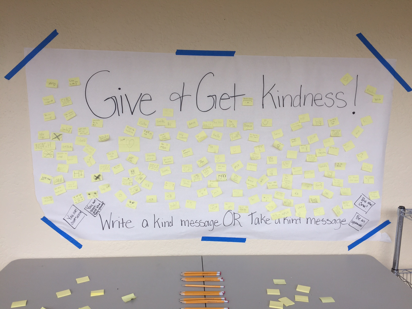 A Kindness Bulletin