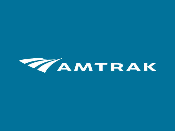 Amtrak Coupons • 50% off, July 2015