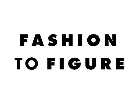 Coupon For Fashion To Figure Fashion To Figure logo