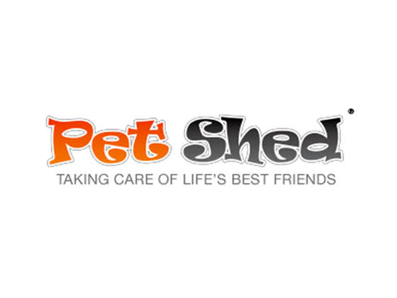 Pet Shed Promo Codes Show less Show more. This is typical of Pet Shed Coupons. Cat says on 14th October, Tried ton's for Pet Shed today. Absolutely zip, zero, nada worked. This is typical of Pet Shed Coupons. Cat says on 14th October, Tried ton's for Pet Shed today. Absolutely zip, zero, nada worked. This is typical of Pet Shed.